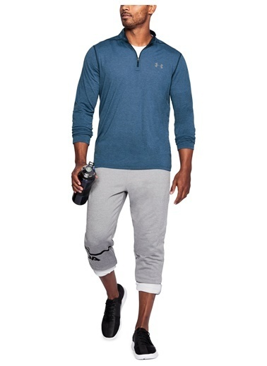 Fermuarlı Spor Sweatshirt-Under Armour